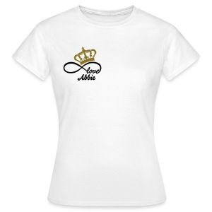 Love Abbie Female T-Shirt - Women's T-Shirt