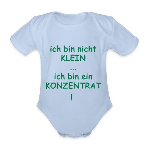 Baby Body  - Baby Bio-Kurzarm-Body