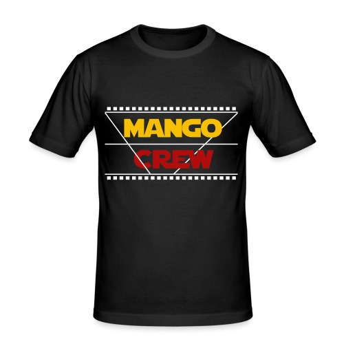 Mango-Crew Slim Fit-Shirt - Männer Slim Fit T-Shirt