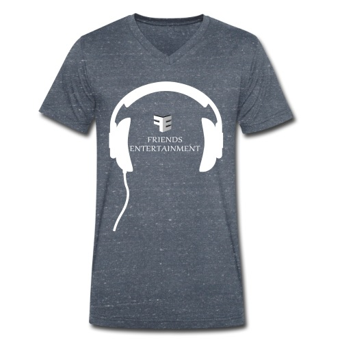 FE-Headset - Männer Bio-T-Shirt mit V-Ausschnitt von Stanley & Stella