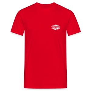 Men's T-Shirt - Front and Back logo