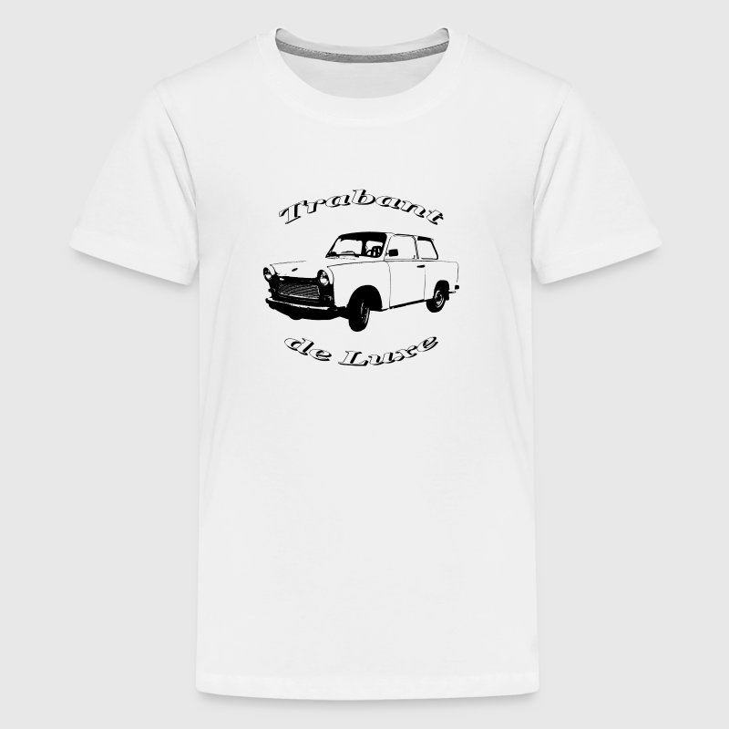 Trabant de Luxe - Teenager Premium T-Shirt - Teenager Premium T-Shirt