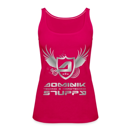 Dominik Stuppy - Girl - Frauen Premium Tank Top