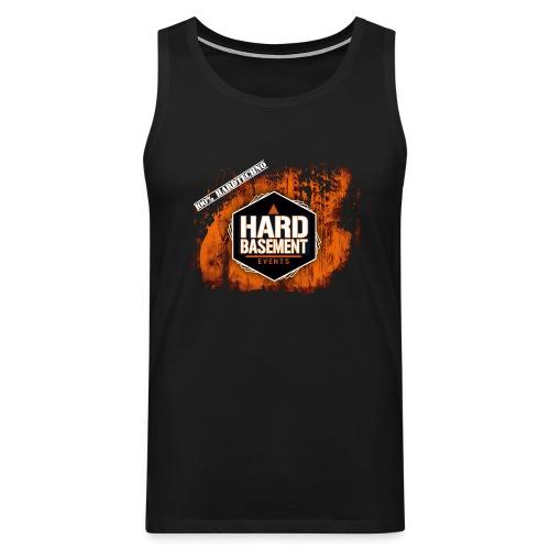 100% Hardtechno - Männer Premium Tank Top