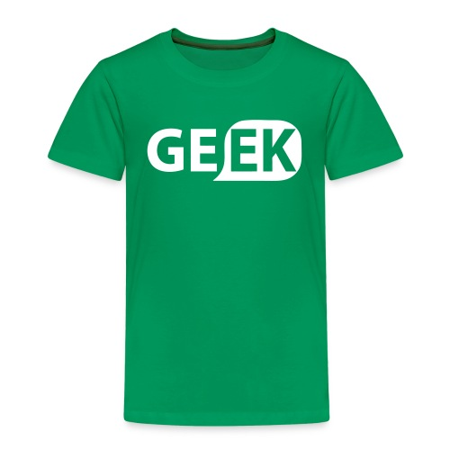 Geek - T-shirt Premium Enfant
