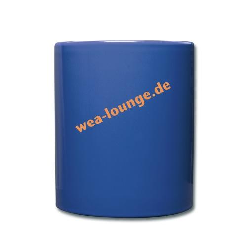Wea-Lounge Tasse - Tasse einfarbig