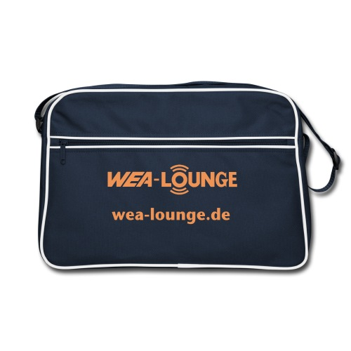 Wea-Lounge Bag - Retro Tasche