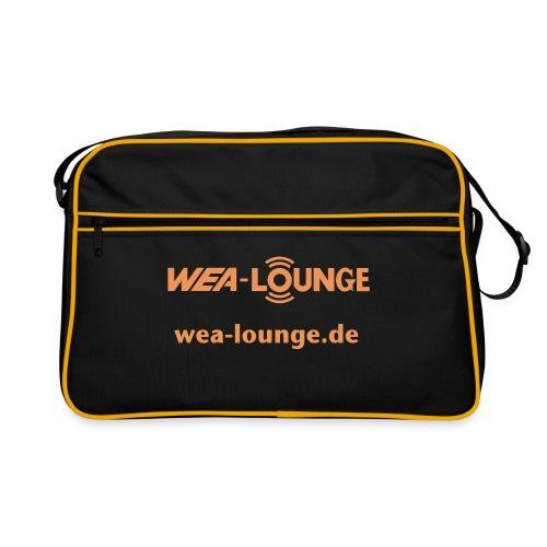 Wea-Lounge Bag - Retro Tasche