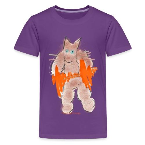 Herr Muskelkater - Teenager Premium T-Shirt
