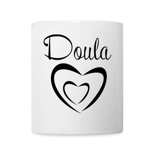 Valkoinen doula-muki - Muki