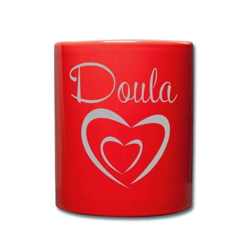 doula-muki - Yksivärinen muki