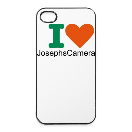 I heart josephs camera  4/4s case - iPhone 4/4s Hard Case