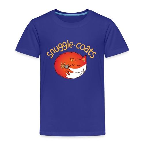 Snuggle Coats Logo Kids Tee - Kids' Premium T-Shirt