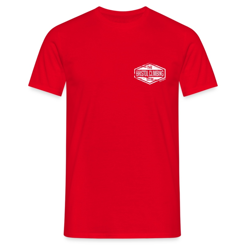 Climbing Team T's - Men's T-Shirt