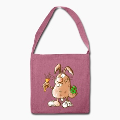 Funny Easter Bunny Bags & Backpacks