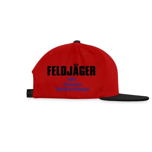 Feldjäger-Cap - Snapback Cap