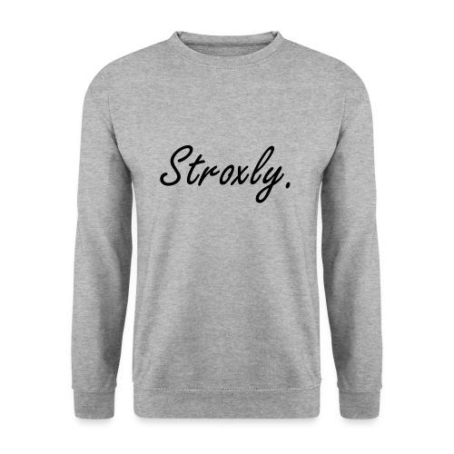 Crewneck Stroxly - Men's Sweatshirt