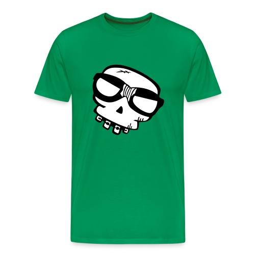 Crooked - Premium T-skjorte for menn