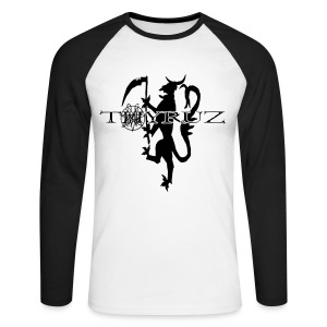 Thyruz Norge - Men's Long Sleeve Baseball T-Shirt