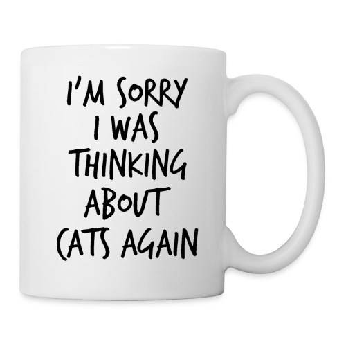 I'm Sorry Mug - Mug