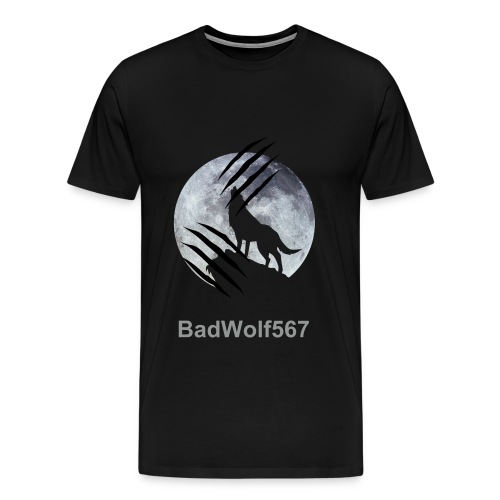 Killer Wolf T-shirt - Men's Premium T-Shirt