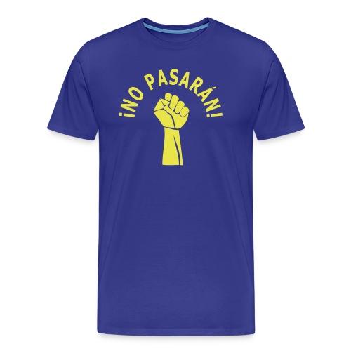 No pasaram - T-shirt Premium Homme