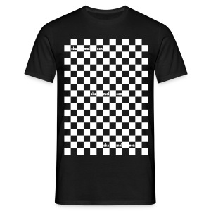 skamaleon sKAROMANIA schwarz - Männer T-Shirt