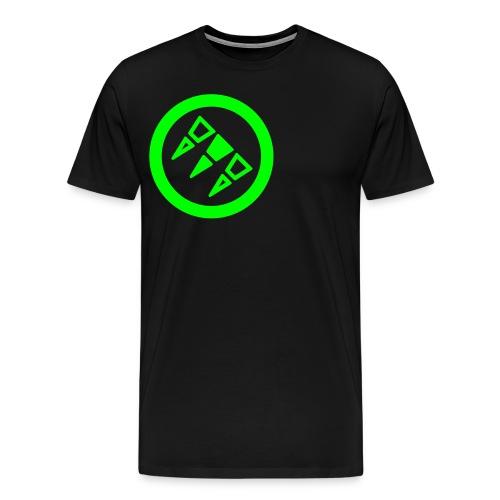 T-Shirt Barman Timbro - Maglietta Premium da uomo