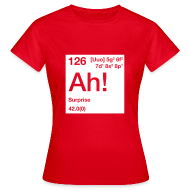 T-Shirts ~ Frauen T-Shirt ~ The Element of Surprise