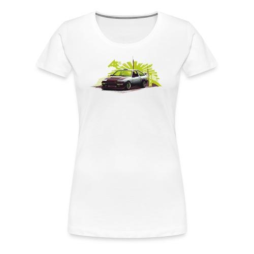 AE86 JDM - Frauen Premium T-Shirt