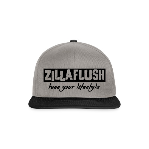 ZillaFlush - Snapback Cap