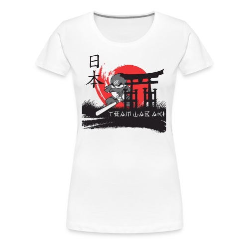Team Wabaki - Frauen Premium T-Shirt