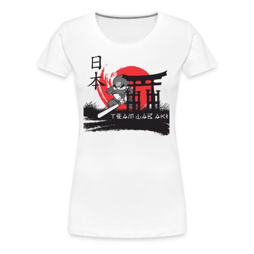 Team Wabaki - Frauen Premium T-Shirt