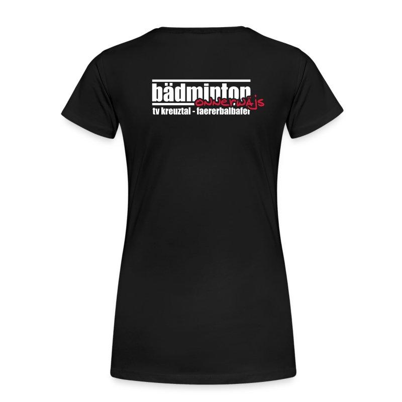 Damen T-Shirt - onnerwäjs - Frauen Premium T-Shirt