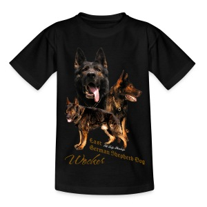 Wocker - Kinder T-Shirt