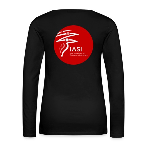Ladies black long sleeve t-shirt - Women's Premium Longsleeve Shirt