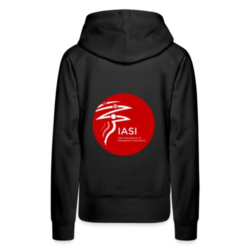 Ladies black hoodie - Women's Premium Hoodie