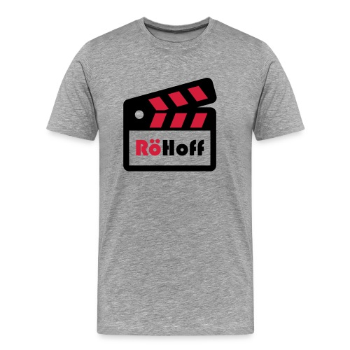 RöHoff T-Shirt (Männer) - Männer Premium T-Shirt