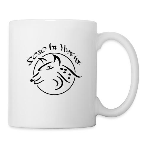 Soso la Hyène un rappaeur de 06 - Mug blanc