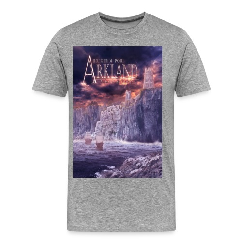 Arkland 1 farbig  (T-Shirt Männer) - Männer Premium T-Shirt
