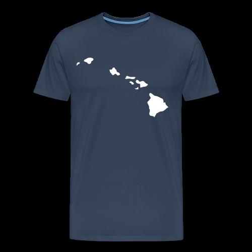 Hawaii Aloha Shirt - Männer Premium T-Shirt