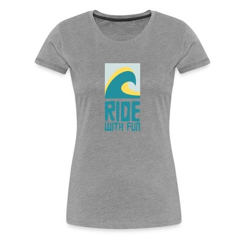 basic t-shirt /w - Frauen Premium T-Shirt