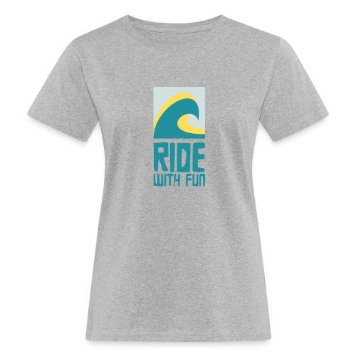 the organic t-shirt /w - Frauen Bio-T-Shirt