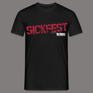 Sickfest Member - Männer T-Shirt