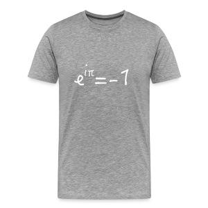 Eulersche Identität - Männer Premium T-Shirt