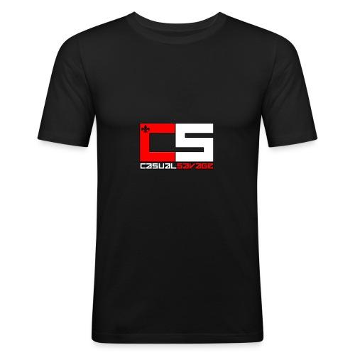 Men's CasualSavage Slim Fit T-Shirt - Men's Slim Fit T-Shirt