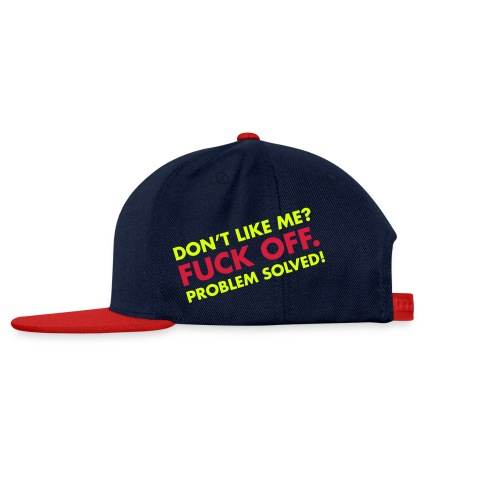 Haters Gonna Hate Cap - Snapback Cap