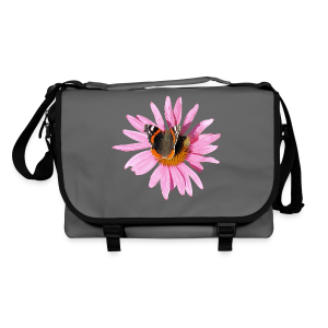 TIAN GREEN Tasche Bag01 - Sonnenhut Schmetterling - Umhängetasche