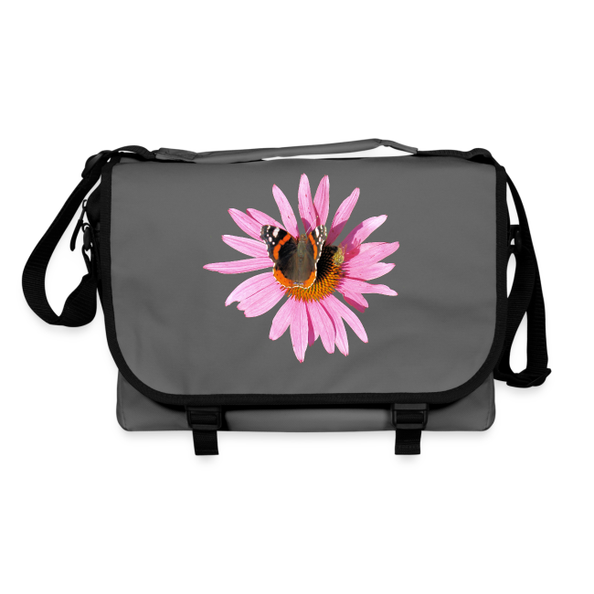 TIAN GREEN Tasche Bag01 - Sonnenhut Schmetterling