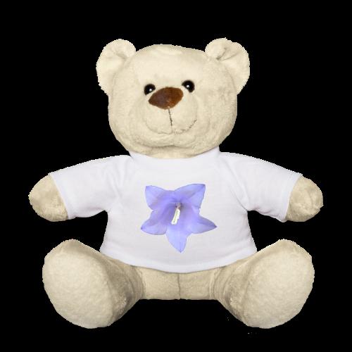 TIAN GREEN Teddy Bär - Glocken Blume - Teddy